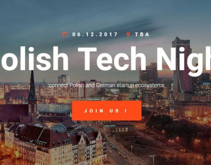 Polish Tech Night in Berlin